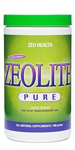 Zeo Health Zeolite Pure Powder product image
