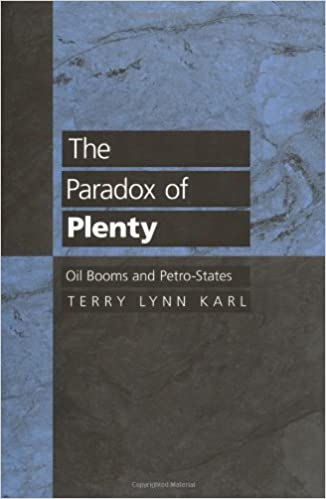 The Paradox of Plenty: Oil Booms and Petro-States (Studies in