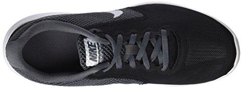 Nike Men Revolution 3 Athletic Shoe Black (Black/White-Dark Grey-Anthracite) nwVPn