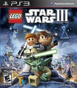 - LEGO STAR WARS III: THE CLONE WARS PS3 (PS3)