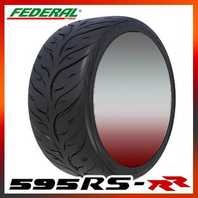 【2本セット】FEDERAL(フェデラル) 595RS-RR 275/35ZR18 275/35-18 B016OHJCU6