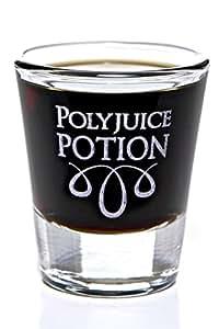 Polyjuice Potion Harry Potter Inspired Shot Glass