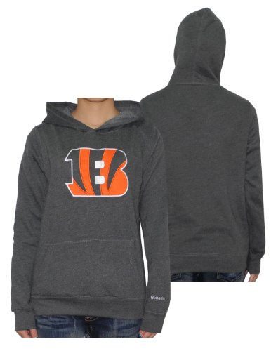 Amazon.com: Womens NFL Cincinnati Bengals Athletic Hoodie By Pink ...