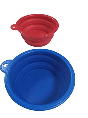 Yaping Collapsible Travel Bowl for Dogs