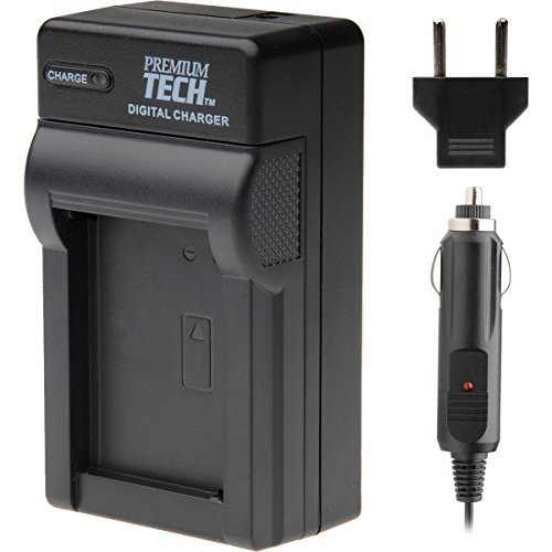 Price comparison product image Premium Tech PT-80 Mini Battery Charger for Sony NP-BX1