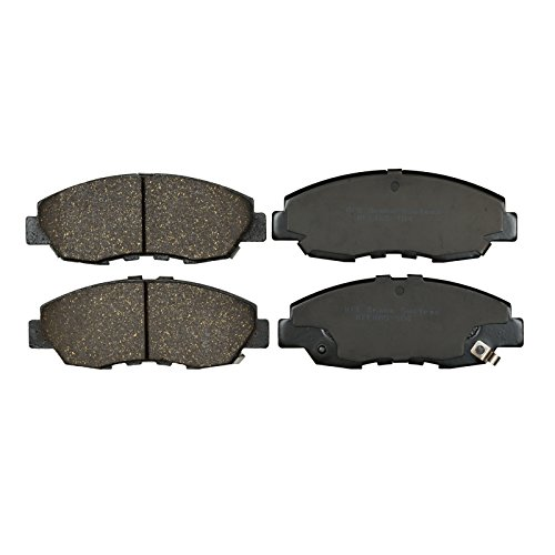 (KFE Ultra Quiet Advanced KFE465-104 Premium Ceramic Front Brake Pad Set)