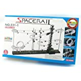 Space Rail Marble Roller Coaster Ball Set Level 1 5000mm Spacerail Spacewarp Version H by Hammond toys