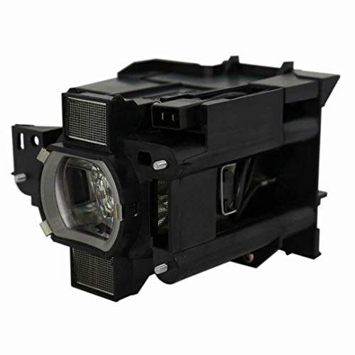 CTLAMP A+ Quality DT01291/ CPWX8255 Replacement Projector Lamp Bulb with Housing Compatible with Hitachi Hitachi CP-X8160 CP-WU8450 CP-WX8255 CP-SX8350 CP-WU8451 CP-WUX8450 with One Year Warranty
