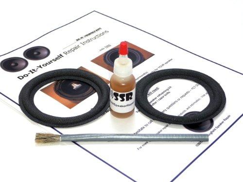 "Altec Lansing 4"" Speaker Foam Surround Repair Kit - 4 Inch"