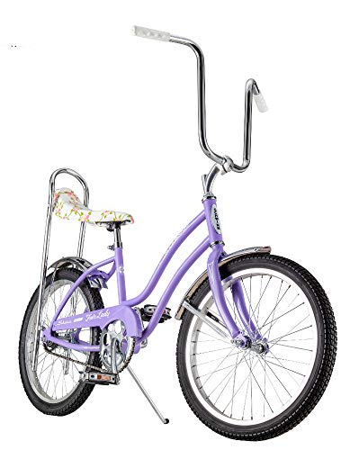 Girl's Single-Speed Bicycle Retro Style