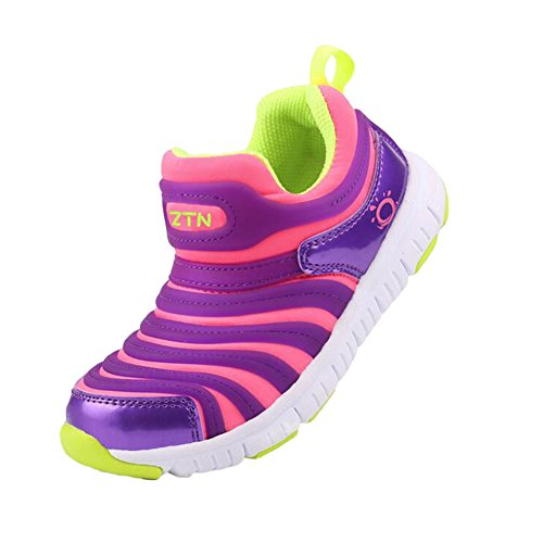 pour 21 nbsp;Nouveau Púrpura Déodorant Respirant Sport Chaussures largo 13 2016 24 Mama chaussures 3cm Púrpura casuales Dr de enfant 21 qwSTvFEW