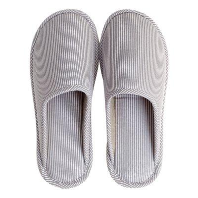 Accueil en Chaussons LaxBa chaud moelleux Gray L'hiver Chaussons Chambre l'hiver Chaussons chaussures hiver au chaleureux antiglisse qww0za4