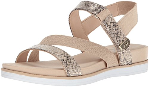 Natural Para Metallic Sandalia Klein25032280 Anne Light Gold Nolita Mujer 7Y4qZxtxw