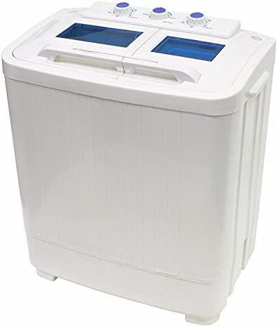Generic .. y RV Dorm Compact 8 - 9LB ashing Spin Dryer Laundr Portable MINI Porta Washing Spin Dryer er Machines Washer Machines ble MI Laundry RV Dorm