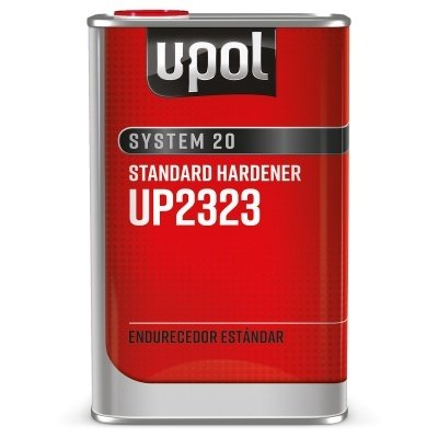U-Pol 2882 Universal 2K 4:1 Urethane Clear Coat Kit /With Standard Hardener