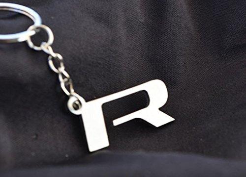 custom-stainless-steel-r-keychain