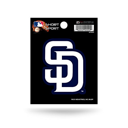 (MLB San Diego Padres Short Sport Decal)