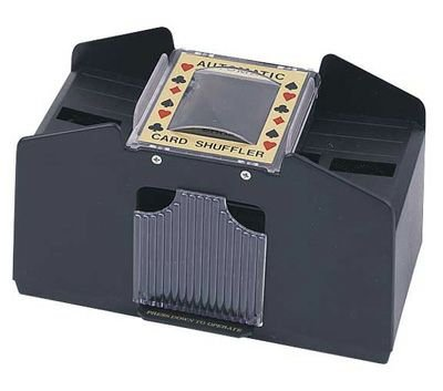 CHH Imports 4 Deck Card Shuffler by CHH 2709L
