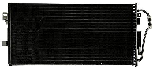 Automotive Cooling Brand A/C AC Condenser For Pontiac Bonneville Buick LeSabre 4950 100% Tested