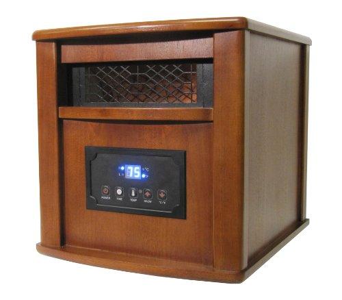 Heat Shields For Kitchen Cabinets: 1500 Watt Quartz Cabinet Heater