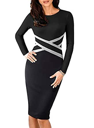 Size big sleeve dress long bodycon amazon midi yuma