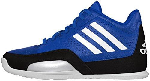 adidas 3 Series 2015 K, Zapatillas de Baloncesto para Niños Azul (Reauni / Ftwbla / Negbas)