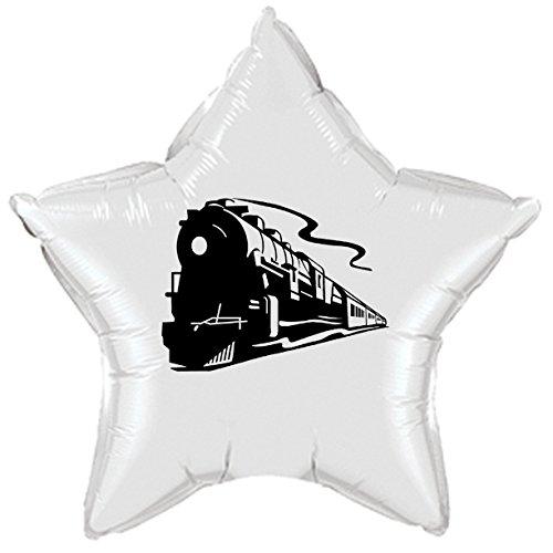 steam train party supplies - 9