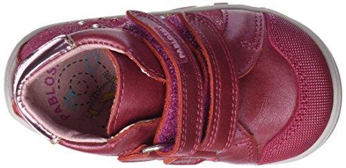 Pablosky 015775, Zapatillas Para Niñas Rosa (Rosa)
