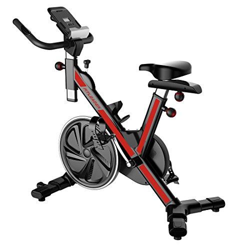 Fitleader FS1 Indoor Stationary Exercise Bike Fitleader