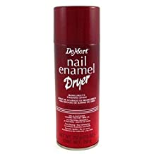 Demert Nail Dry Spray 250 ml (3-Pack) with Free Nail File