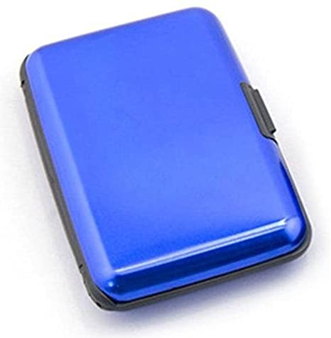 d181f05274b6 Amazon.com: Security Aluminium Credit Card Wallet Card Pack Holder ...