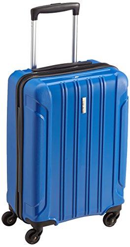 Der Handgepäck-Trolley Colosso von Travelite, Größe S, Farbe: Blau