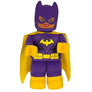 LEGO Batgirl Minifigure Plush - The Batman Movie Bat Girl (13 Inches)