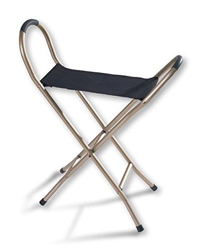 MNT82102 - Quad Seat Cane, 6 x 14-1/2 Seat, 34 H - Alex Cane