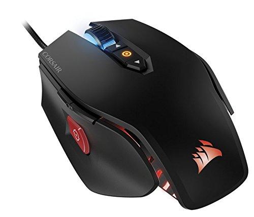Corsair Gaming M65 RGB FPS Gaming Mouse, Aircraft-Grade Aluminum, 8200 DPI CH-9000109-NA