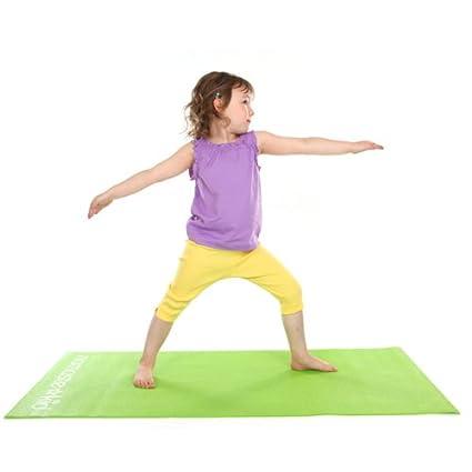Amazon.com : Namaste Kid Eco-Friendly Kids Yoga Mat - Studio ...
