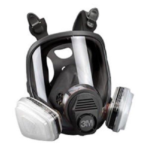 3M 7162 Full-Facepiece Spray Paint Respirator - Organic Vapor by 3M