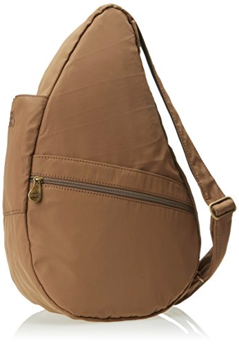 Beige Microfiber Taupe Bag Healthy Classic AmeriBag Small Back w8fSqWFx