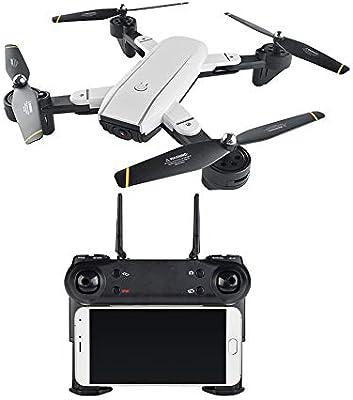 Xccl Drone con Camara HD Drone 1080P Drone GPS Drones con Camaras ...