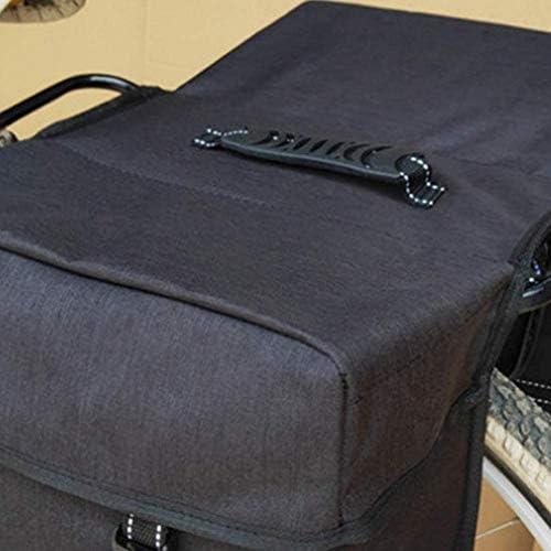 自転車パンバッグポータブル多機能収納リアシートバッグ自転車テールバッグ