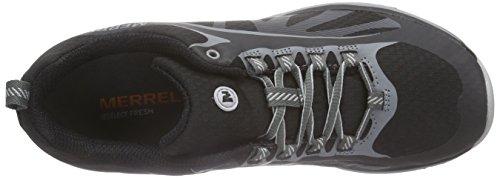Merrell  SIREN EDGE, Chaussures de randonnée basses pour femme Noir Noir 37.5