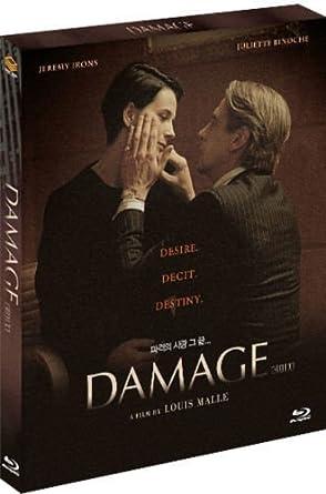 Amazon com: Damage [Blu-ray]: Jeremy Irons, Juliette Binoche