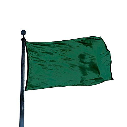 Color Flag: Emerald Green