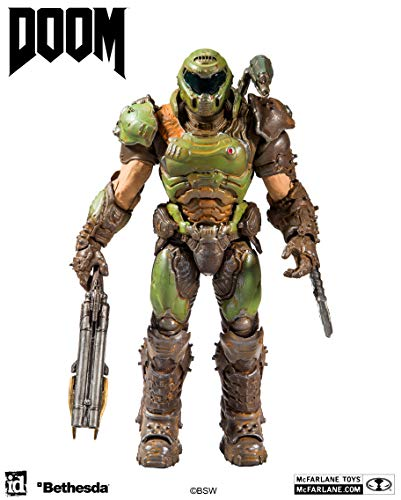 McFarlane Toys Doom - Doom Slayer Action Figure from McFarlane Toys