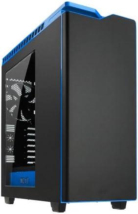 NZXT Technologies H440 - Caja para Ordenador, Color Azul y Negro ...
