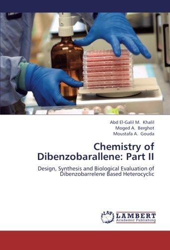 Chemistry of Dibenzobarallene: Part II: Design, Synthesis and Biological Evaluation of Dibenzobarrelene Based Heterocyclic