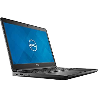 Dell Latitude 5490 | 14 inch Full HD FHD Business Laptop | Intel 8th Gen i5-8350U Quad Core | 16GB DDR4 | 256GB SSD | Win 10 Pro (Renewed)