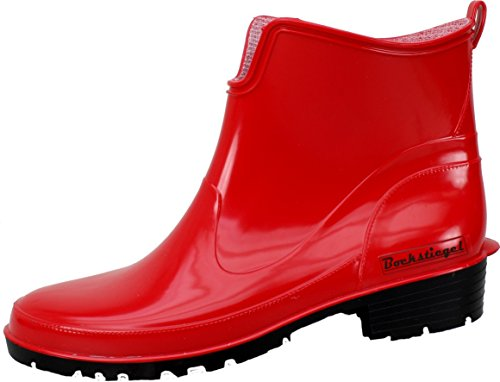 Stivali Saskia Bockstiegel rosso Da Rosso dRqRw6fx