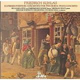 Kuhlua: Elverhoje Overture, Concertino, Piano Concerto by Ib Lanzky-Otto (1991-06-21)