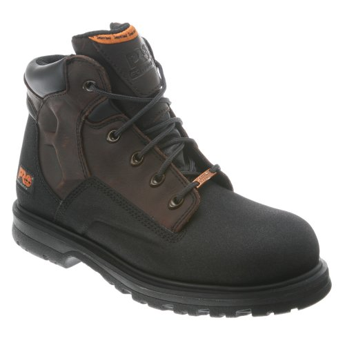 Toe 47001 PRO Waterproof Power RANCHER Men's Boot Welt Steel BRN Timberland 04qAEwR